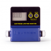 Барьер электронный индикатор ресурса картриджей в фильтре