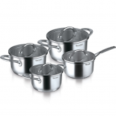 Rondell набор посуды Altera 8 предметов RDS-501