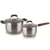 Rondell набор посуды Bojole 4 предмета RDS-821