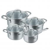 Rondell набор посуды Destiny 8 предметов RDS-744