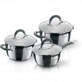 Rondell набор посуды Flamme 6 предметов RDS-341