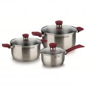 Rondell набор посуды Strike 6 предметов RDS-817