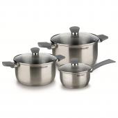 Rondell набор посуды Strike 6 предметов RDS-820